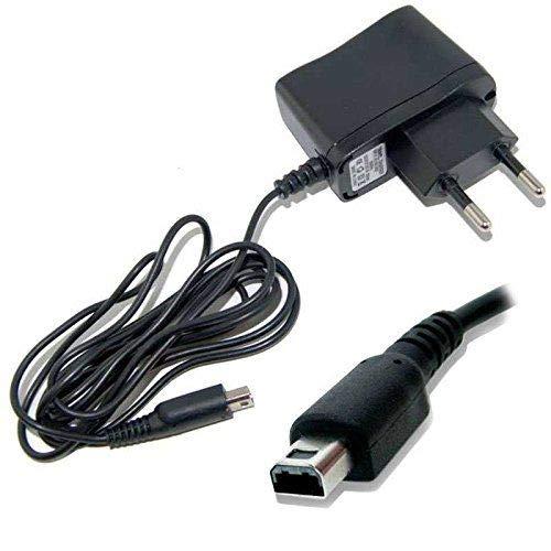 CABLEPELADO Adaptador de corriente para Nintendo Dsi - DSi XL - 3DS -3DS