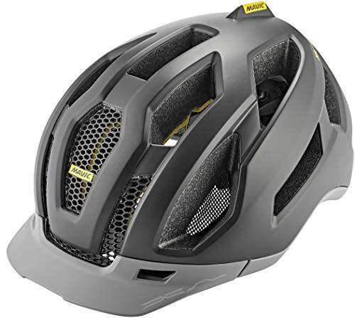MAVIC XA Pro MTB Fahrrad Helm schwarz/gelb 2018: Größe: L (57-61cm)