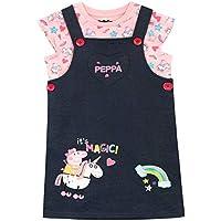 Peppa Pig Set de Overol para Niñas Unicornio Multicolor 2-3 Años