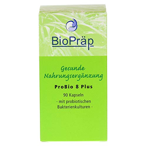 BioPräp ProBio 8 Plus Kapseln 90St.