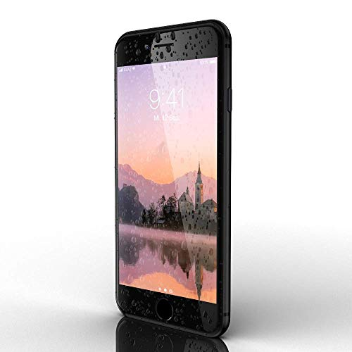GLAZ Liquid 2.0 Flüssiger Displayschutz geeignet für iPhone 8 Panzerglas, Schutzfolie, Full Cover, 9+H Hart, Blasenfrei, Unsichtbar, Premium Panzerglasfolie, Hüllenfreundlich, 100% Passgenau