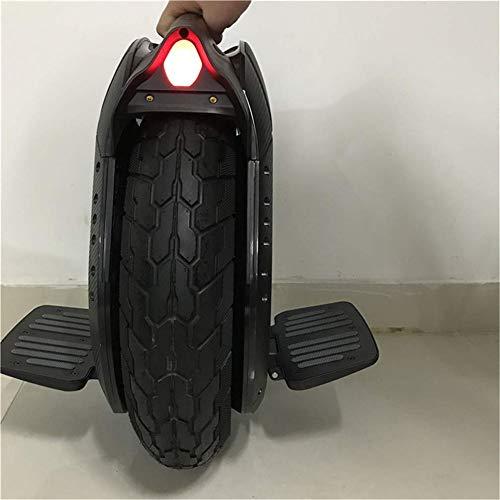 Elektro-Einrad Scooter mit Pedale Bild 6*