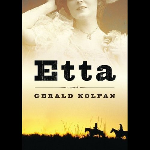Etta audiobook cover art