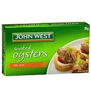ジョン-スモーク西牡蠣85g