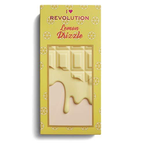 I Heart Revolution - Lidschattenpalette - Lemon Drizzle Chocolate Palette