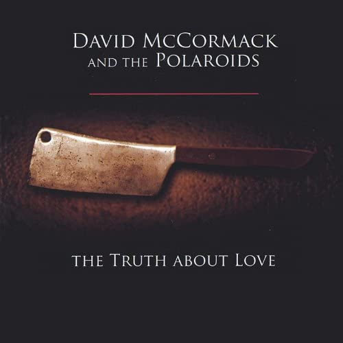 David Mccormack and the Polaroids