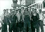 Dorfcombo - Vintage Press Photo