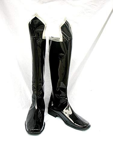 Trinity Blood Cosplay zapatos botas Halloween carnaval fiesta Cosplay accesorios de disfraz 39 tamao masculino