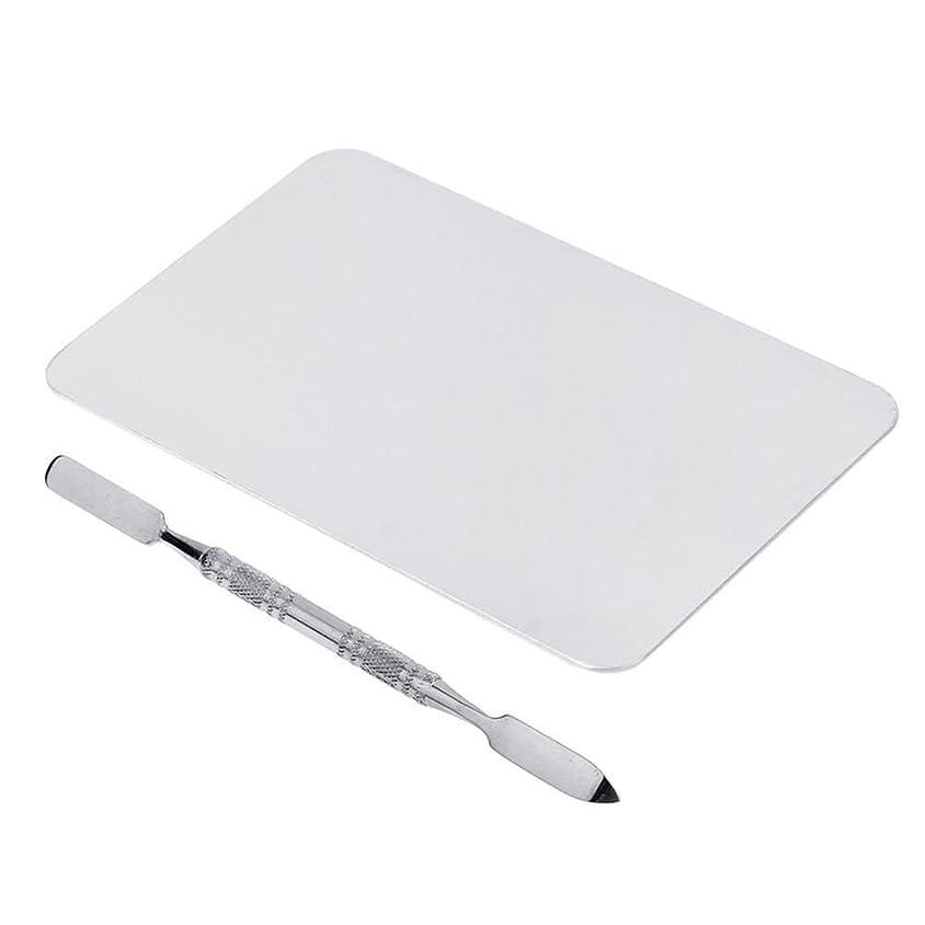 米ドル選択確執SNOWINSPRING 2色のメイクパレットマニキュア、メイクアップ、アイシャドウパレットパレットセット12cm