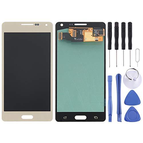 O-OBDO Schermo LCD di ricambio per Samsung Galaxy A3 / A300, A300F, A300FU Display LCD e Touch Screen Digitizer Assembly con kit di strumenti di riparazione da (colore : Oro)