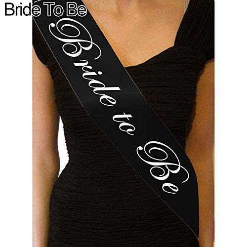 jianchangsheng kip partij bruid naar bruidsmeisje meid van eer Sash meisje nacht uit accessoire Bride To Be