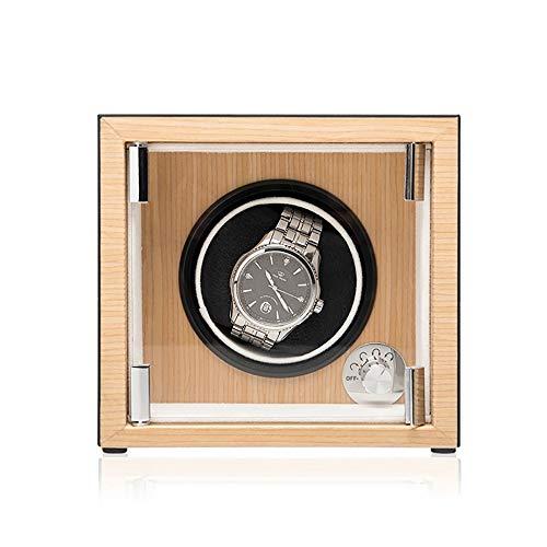 Uhrenbeweger, Can 1 Automatische Uhr, Extrem Leise Anti-Magnetmotor, Mit Weichen Und Flexiblen Tischkissen Beherbergungs, Größe 162mm * 167mm * 154mm Noise-Isolation
