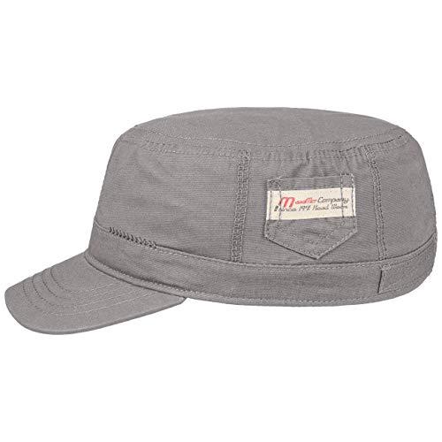 Maximo Baseball-Tellercap, Jeans, farbig Größe: 47/49 Farbe: rot