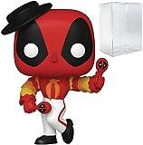 Flamenco Deadpool Pop #778 Pop Marvel Deadpool Vinyl Figure (Bundled with EcoTek Protector to Protect Display Box)
