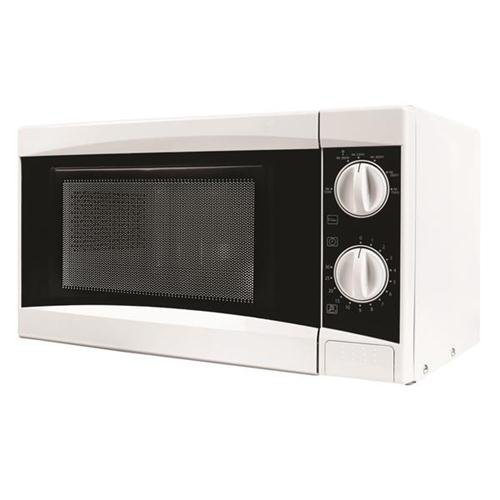 Manual Microwave Defrost and 5 Power Levels 800W 20 Litre White 394314