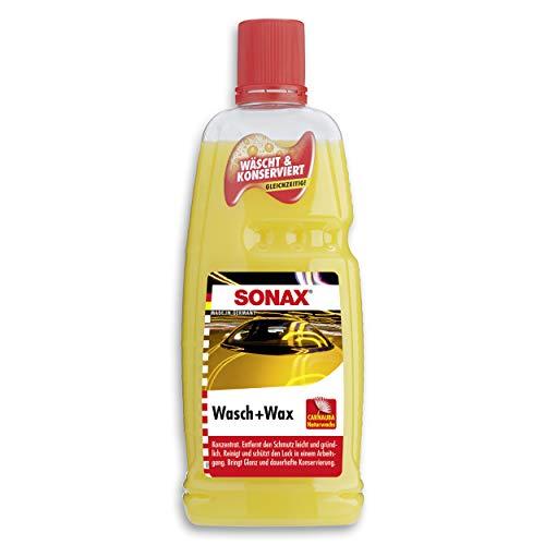 SONAX -   Wasch & Wax (1