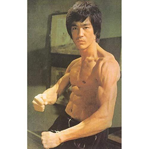 QINGQING Bruce Lee 1000 Stück Puzzle Die großen Boss-Rätsel 1940er Jahre (Size : 300)