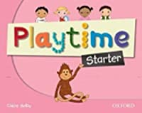 Playtime: Starter: Class Book: Stories, DVD and play- start to learn real-life English the Playtime way!