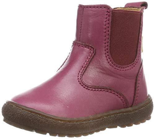Bisgaard Mädchen Ebba Chelsea Boots, Pink (Pink 4002), 25 EU