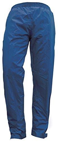 Fifty Five Herren Damen Regenhose Wasserdicht Melbur Blau 2XL Regenschutz Überhose