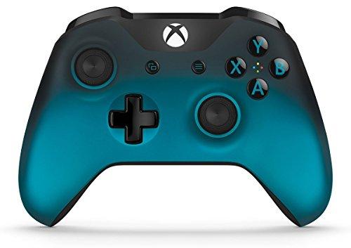 Xbox Wireless Controller - Ocean Shadow Special Edition (Renewed)