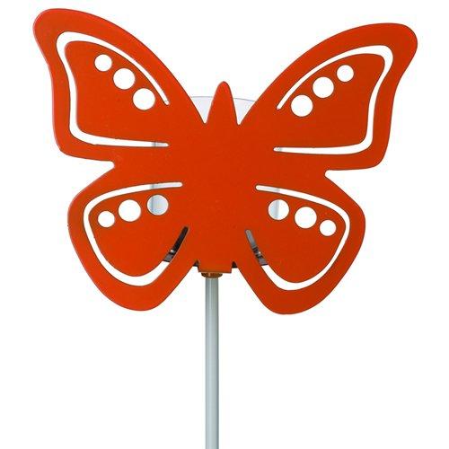 Leonardo Gartenlicht orange Butterfly