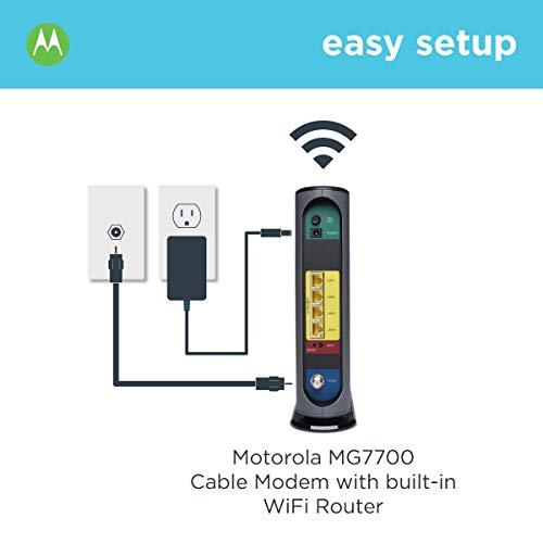 Motorola MG7700 Review