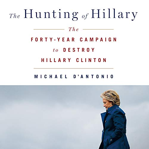 The Hunting of Hillary cover art