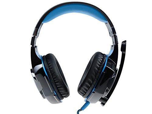 Casque Micro Tracer Hydra 7.1 (Schwarz/Blau)