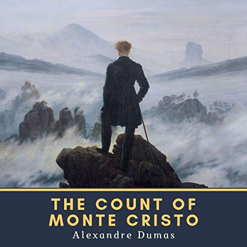 The Count of Monte Cristo cover art