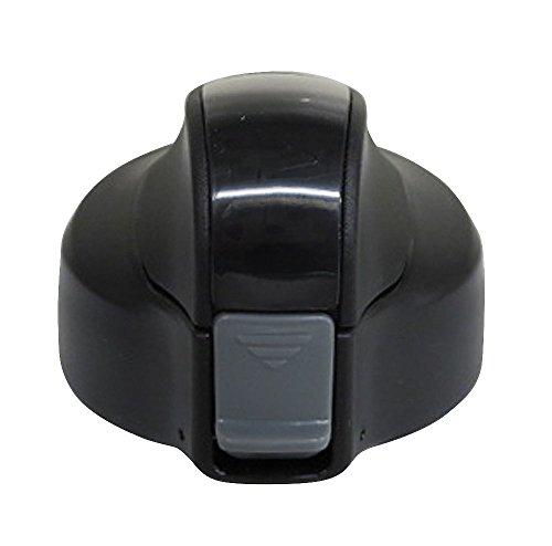 ベストコ スポーツジャグ用キャップユニット ブラック 2.2L・3L共通 トラクション ND-4131