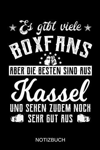 Es gibt viele Boxfans aber die besten sind aus Kassel und sehen zudem noch sehr gut aus: A5 Notizbuch | Liniert 120 Seiten | Geschenk/Geschenkidee zum ... | Ostern | Vatertag | Muttertag | Namenstag