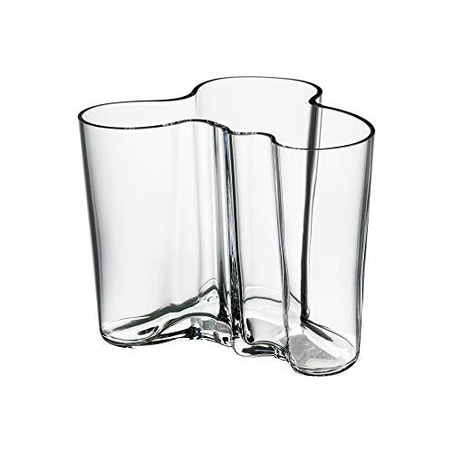 Iittala Alvar Aalto Collection - Vase - 120 mm - Klar
