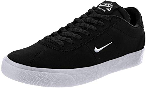Nike SB Zoom Bruin, Scarpe da Ginnastica Basse Uomo, Nero (Black/White/Gum Light Brown 001), 40 EU