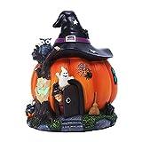 prosfalt Halloween Pumpkin Decoration, Witch...