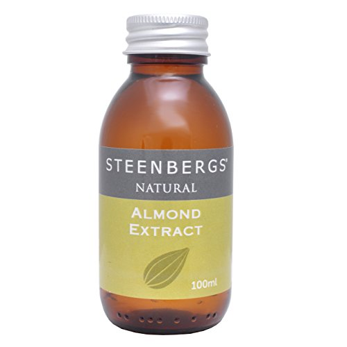 Steenbergs Natural Almond Extract 100 ml (Pack of 2)