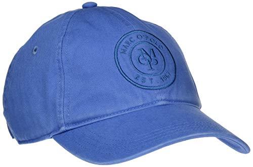Marc O'Polo Herren 021810001150 Baseball Cap, Blau (Regatta 839), One Size (Herstellergröße: OSO)