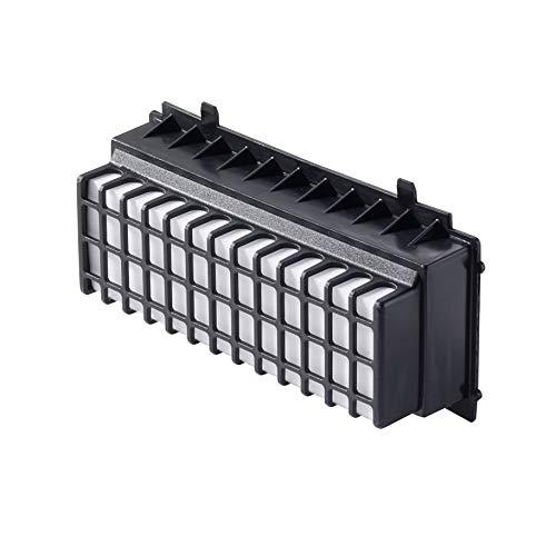 HEPA Filter für Bosch Staubsauger Relaxx\'x BGS51410 / BGS51431 / BGS5330A / BGS5331 / BGS5335 alternativ Filter 00577281, 00573928 von Microsafe