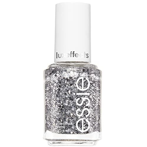 Essie Silver Glitter Nail Polish