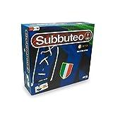 Inter Subbuteo Playset Retro con Tappeto Gioco, 2 Porte, Pallone e 22 Giocatori
