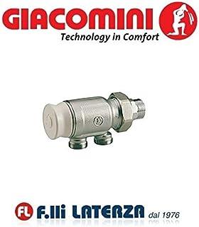 'Giacomini Válvula monotubo Radiador r324N 3/4Válvulas Radiador