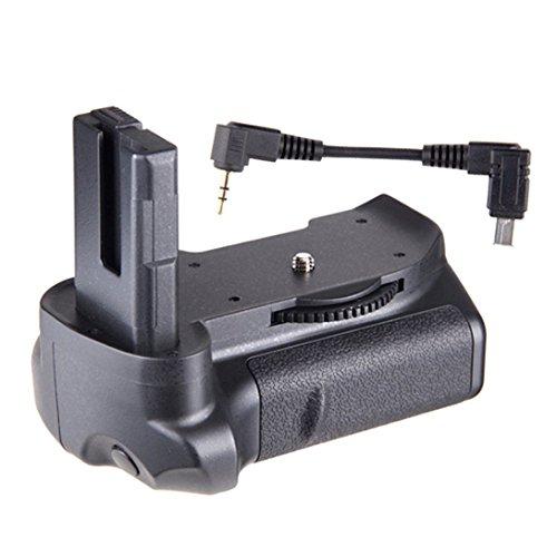 Swiftswan BG-2G Vertikaler Batteriegriff MB-D10 für Nikon D5300 D5200 D5100 Adapter