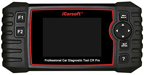 iCarsoft CR Pro Valise de Diagnostic Multi-Marques
