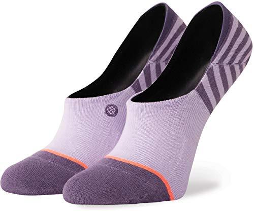 Stance Damen UNCOMMON INVISIBLE Lssige Socken, violett, Medium