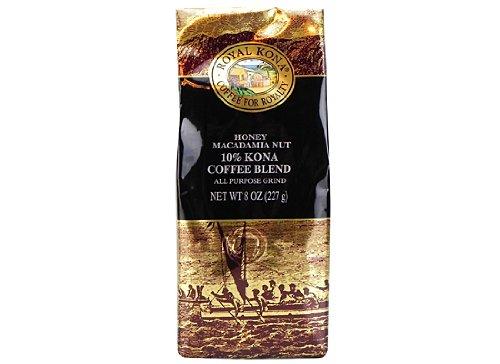 ロイヤルコナコーヒー ハニーマカデミアナッツ(227g)