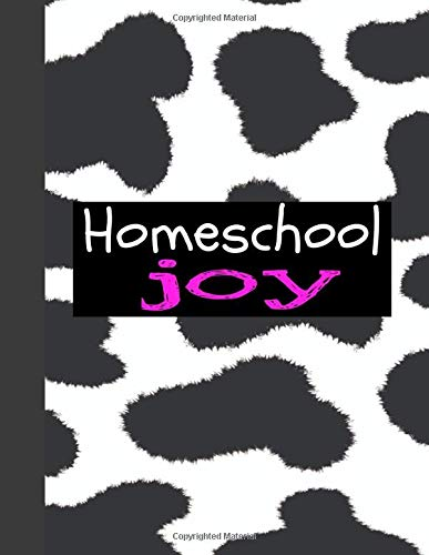 Homeschool joy: The ultimate homeschool planner and essential organizer. Weekly & Monthly Record Book for Teaching Multiple Kids