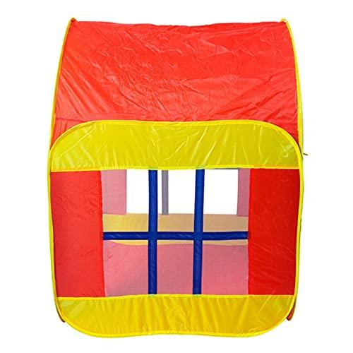 LGW Tienda Infantil - Tienda de campaña Plegables para niños portátil Casa de Juguete Casa de Juguete Interior y al Aire Libre Decoración de la habitación para niños