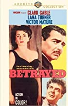 Best movie betrayed 1954 Reviews
