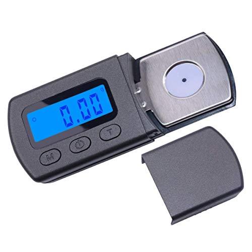 CHOUCHOU Colgante Pendientes Mini Pocket Digital Escala de 5 g / 0,01 g Escala joyería portátil g/ozt/DWT/CT/oz/gn for la Cocina de Pesada Herramienta Medir Peso