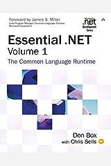 Essential .NET, Volume I: The Common Language Runtime Paperback